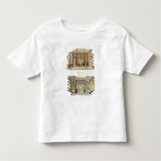 Interiors: The Old Cedar Parlour and The Modern Li Toddler T-Shirt
