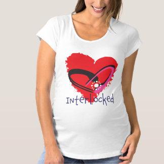 Interlocked (Short Sleeve) Maternity T-Shirt