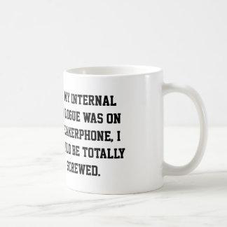 Internal Dialogue mug