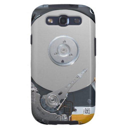 Internal Hard Drive Samsung Galaxy SIII Cases