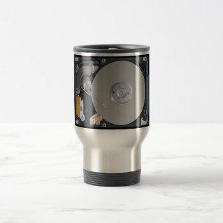 Internal Hard Drive Coffee Mugs