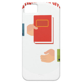 International Book Giving Day - Appreciation Day Case For The iPhone 5