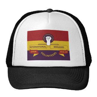 International Brigades Hat