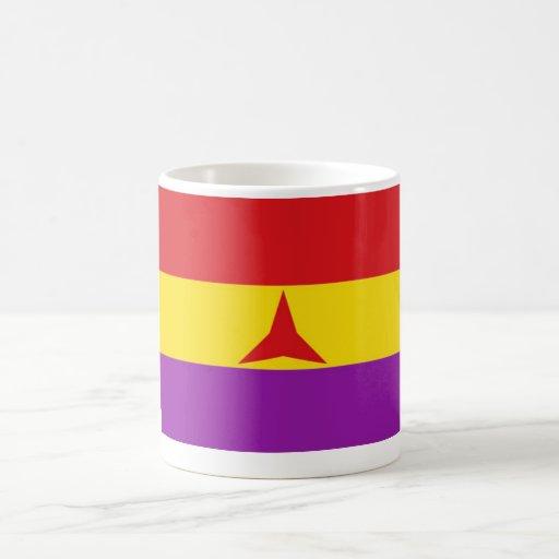 International Brigades mug