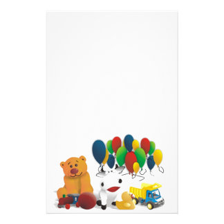 International children s day stationery paper