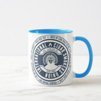 International Cigar Smokers Union Mug