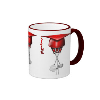 International cuisine ringer mug