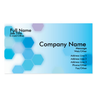 International Cuisines  Card Pack Of Standard Business Cards