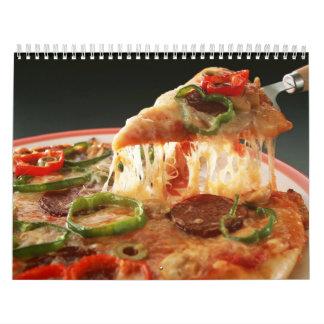 International Cuisines Wall Calendar