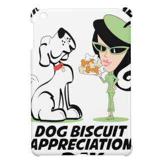 International Dog Biscuit Appreciation Day Cover For The iPad Mini