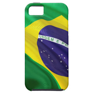 International Flag Brazil Tough iPhone 5 Case