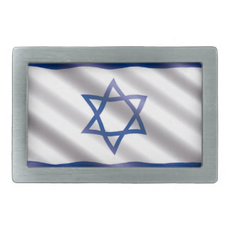 International Flag Israel Belt Buckle