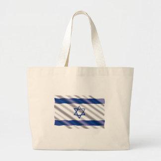 International Flag Israel Large Tote Bag