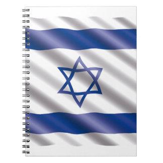 International Flag Israel Notebook