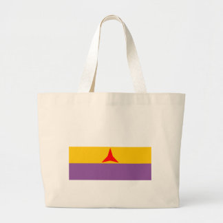 international Flag Large Tote Bag