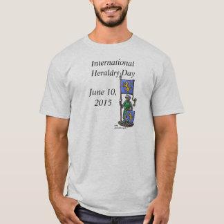 International Heraldry Day 2015 T-Shirt