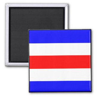 International maritime signal flag letter nautical magnet