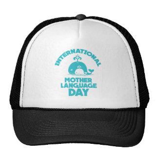 International Mother Language Day - 21st February Cap