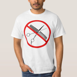 "International ""No Shave"" Symbol T-Shirt"