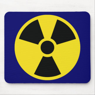 International Nuclear Sign Mouse Pad