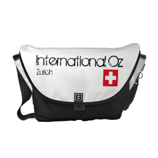 International Oz - Swiss Travel Bag Courier Bags
