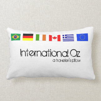 International Oz - Travel Pillow Cushions