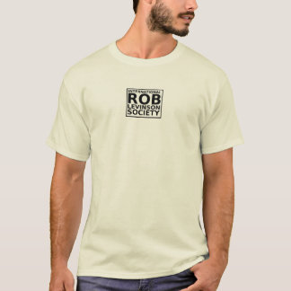 International Rob Levinson Society T-Shirt