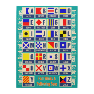 International Sign Code Flags