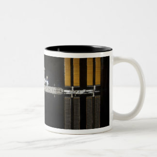 International Space Station 2 Two-Tone Coffee Mug