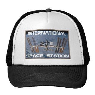 International Space Station Cap