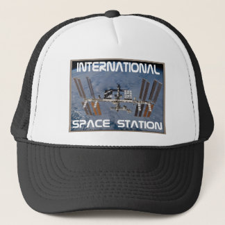 International Space Station Trucker Hat