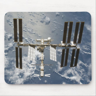 International Space Station with Kibo Lab Mouse Pad
