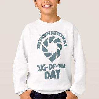International Tug-of-War Day - 19th February Sweatshirt
