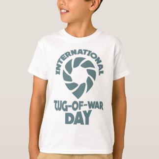 International Tug-of-War Day - 19th February T-Shirt