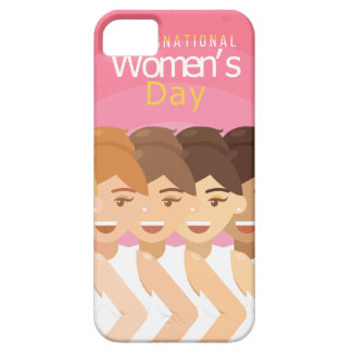 international Womens Day Barely There iPhone 5 Case