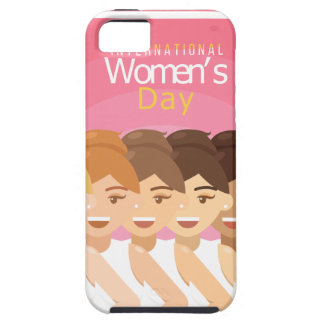 international Womens Day Case For The iPhone 5