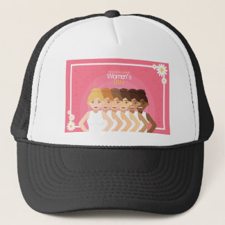 international Womens Day Trucker Hat