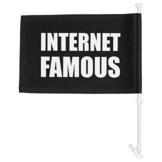 Internet Famous Car Flag