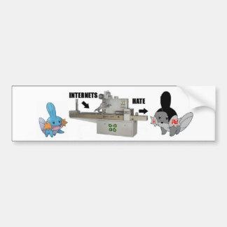 Internet Hate Machine Bumper Sticker