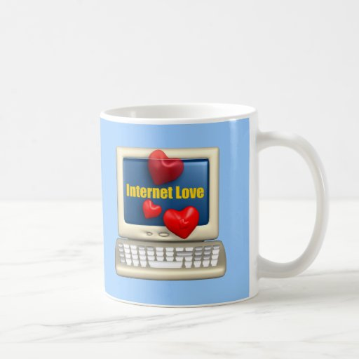 Internet Love T-shirts and Gifts Coffee Mug