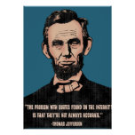 Internet Quotes Posters
