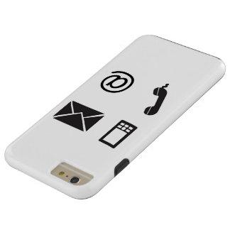 Internet Telephone Wifi Iphone Tough iPhone 6 Plus Case