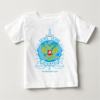 interpol russia badge tees