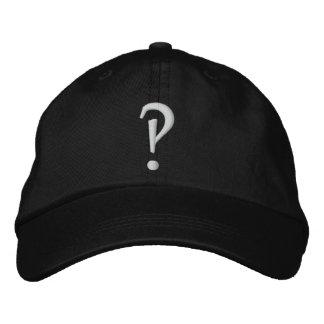 Interrobang Cap
