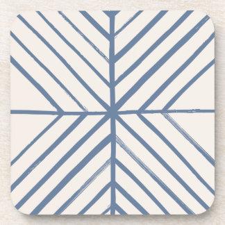 Intersect Coaster - Denim