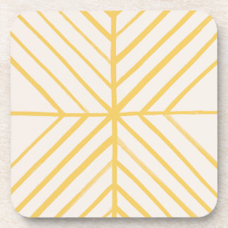 Intersect Coaster - Gold