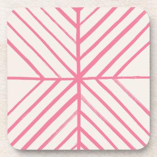 Intersect Coaster - Magenta