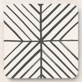 Intersect Coaster - Slate