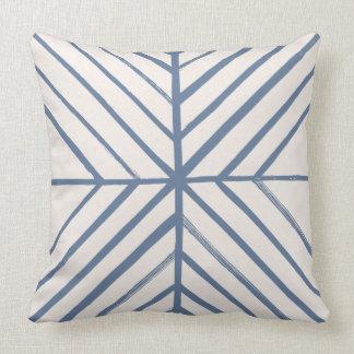 Intersect Pillow - Denim Cushions