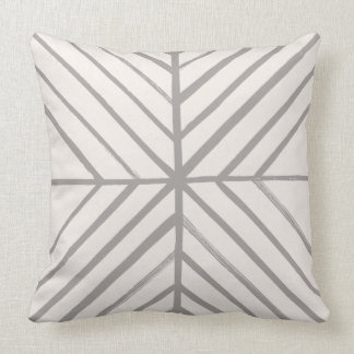 Intersect Pillow - Gray Cushions
